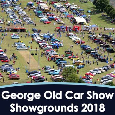 George Old Car Show Showgrounds 2018