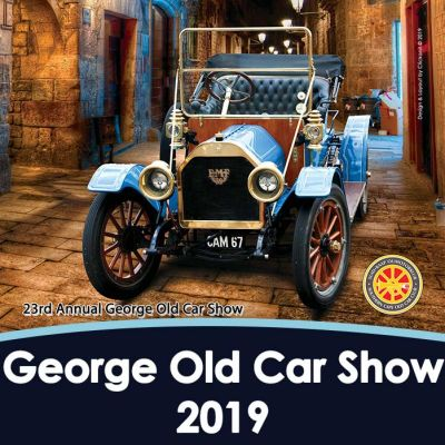George Old Car Show 2019