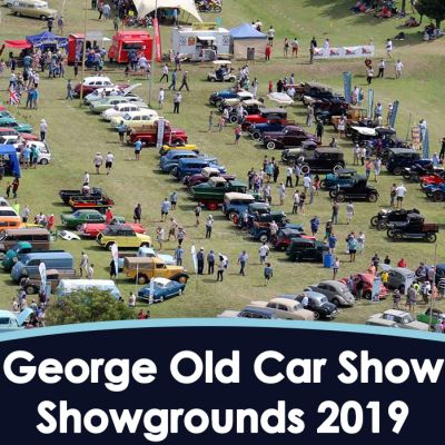 George Old Car Show Showgrounds 2019