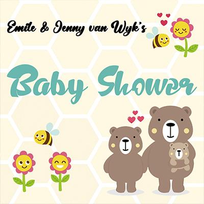 Van Wyk Baby Shower
