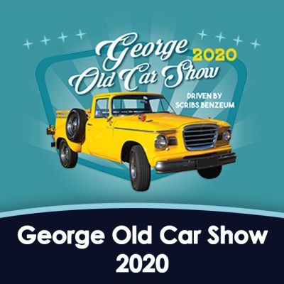 George Old Car Show 2020