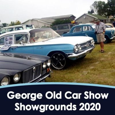 George Old Car Show Showgrounds 2020