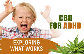 Does CBD Oil work for ADHD Children & Adults?