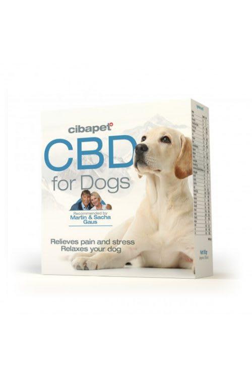 cbd pastilles dogs