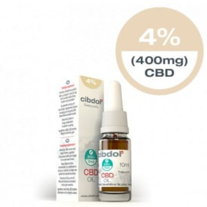 cbd oil 400mg