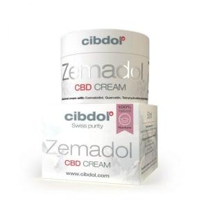 Zemadol CBD Eczma Cream