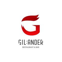 Gil:ander Restaurant & Bar logo