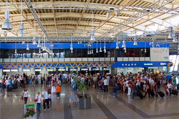 TAV Milas Bodrum Havalimanı / Terminal 1