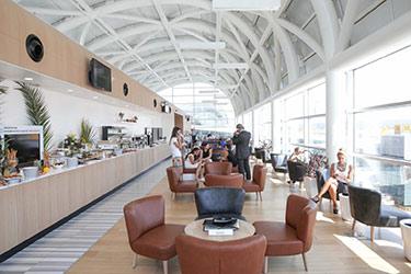 TAV Adnan Menderes Havalimanı İzmir / COMFORT LOUNGE