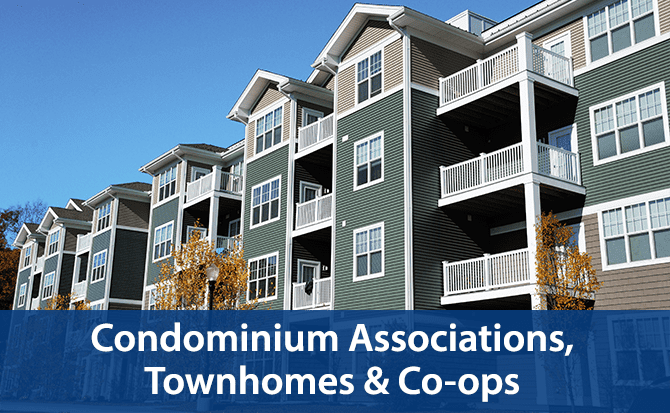 condominium-associatin-townhome-townhouse-coop-insurance