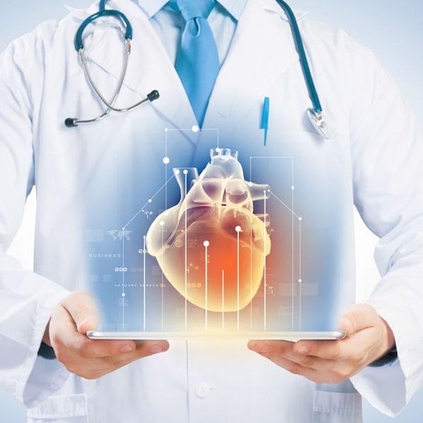 Especialidade Cardiologia - Clinica Luzes São Caetano