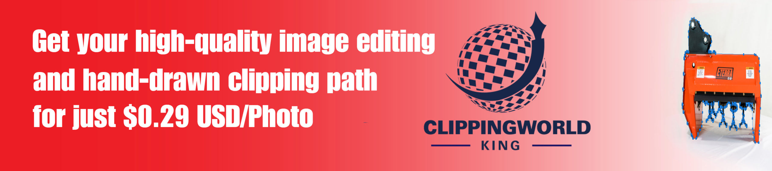 , Clipping path draft