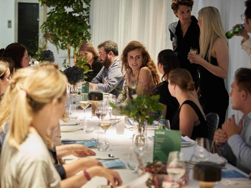 Event: Workshop Supper Club at our London office