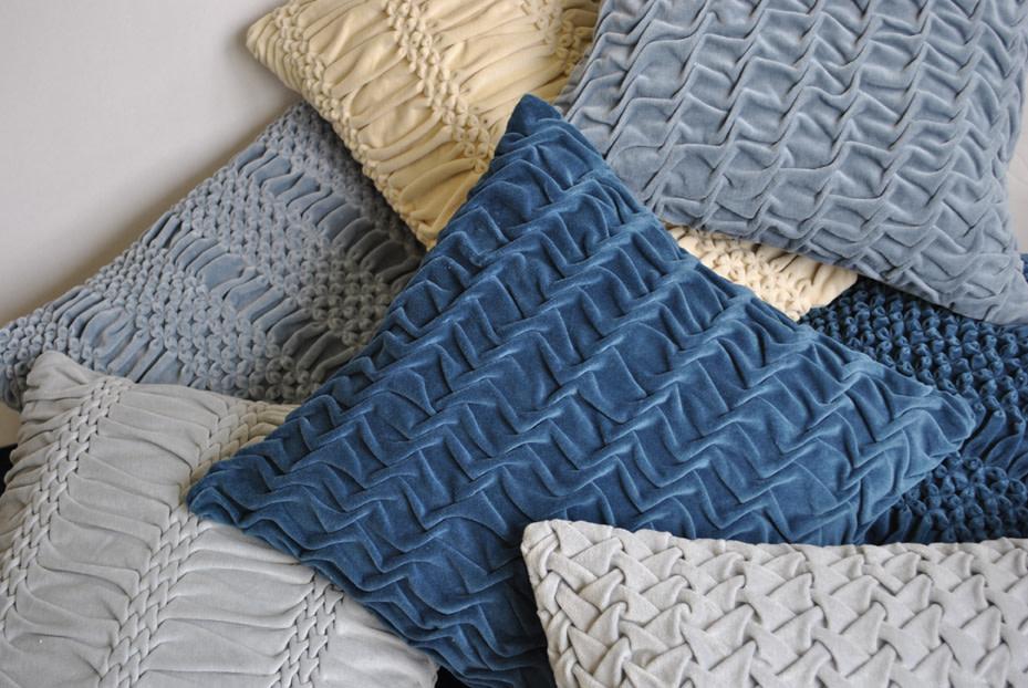 Hand Smocked Cushions