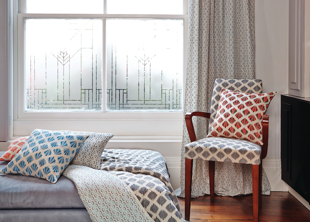 Petal and Duo Printed Cotton Cushions