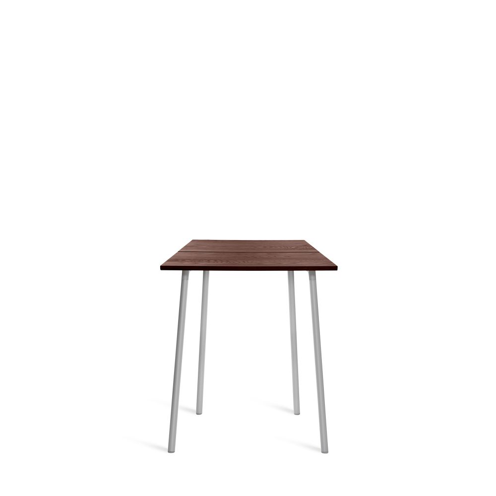 EmecoClippings By Run AluminiumAsh122cm High Table XilPZOkuwT