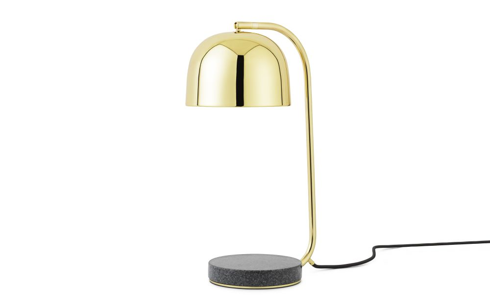 By Copenhagen Grant Normann Lamp Table Brass 5A3Lj4qR