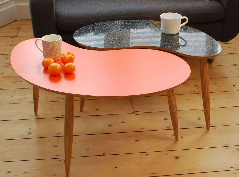 Large and Standard Bean tables