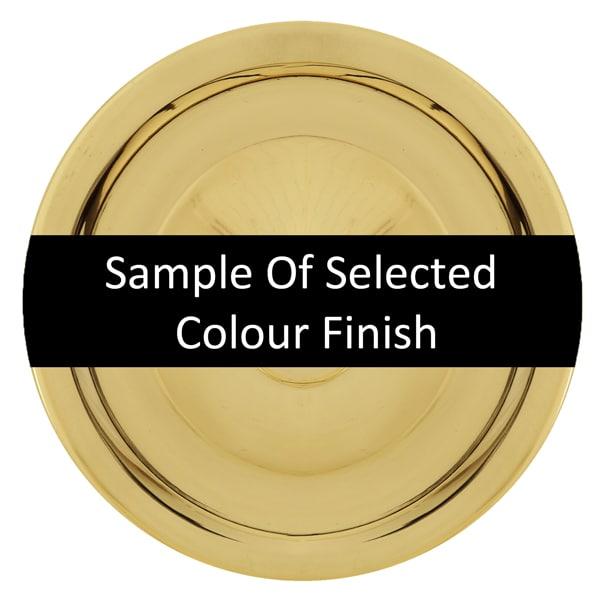Polished Brass Finish