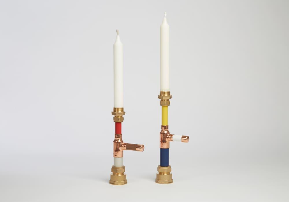 Candlestick (pair)