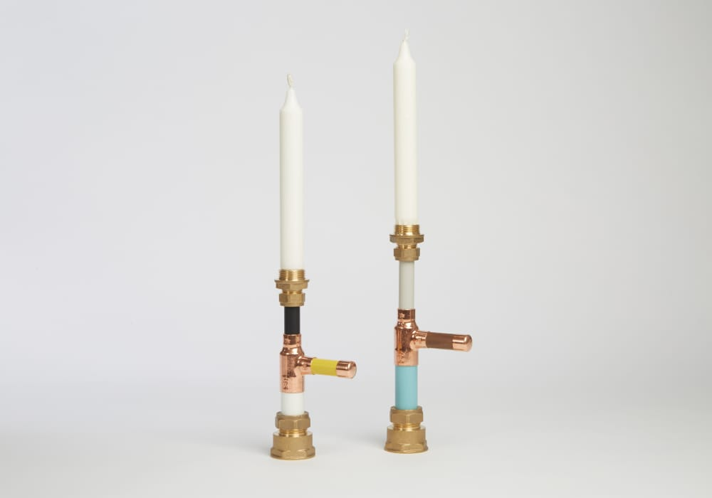 Candlestick (pair two)
