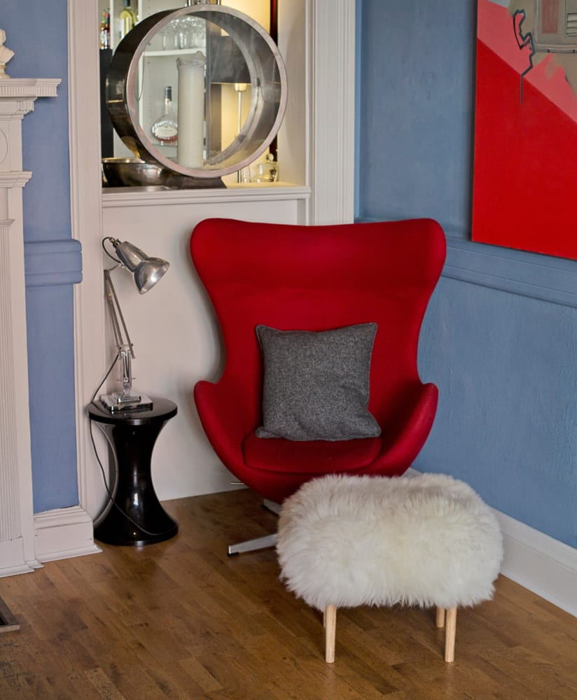 Baa Stool in the Home