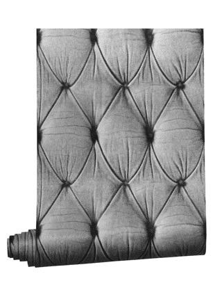 Chesterfield Button Back Wallpaper