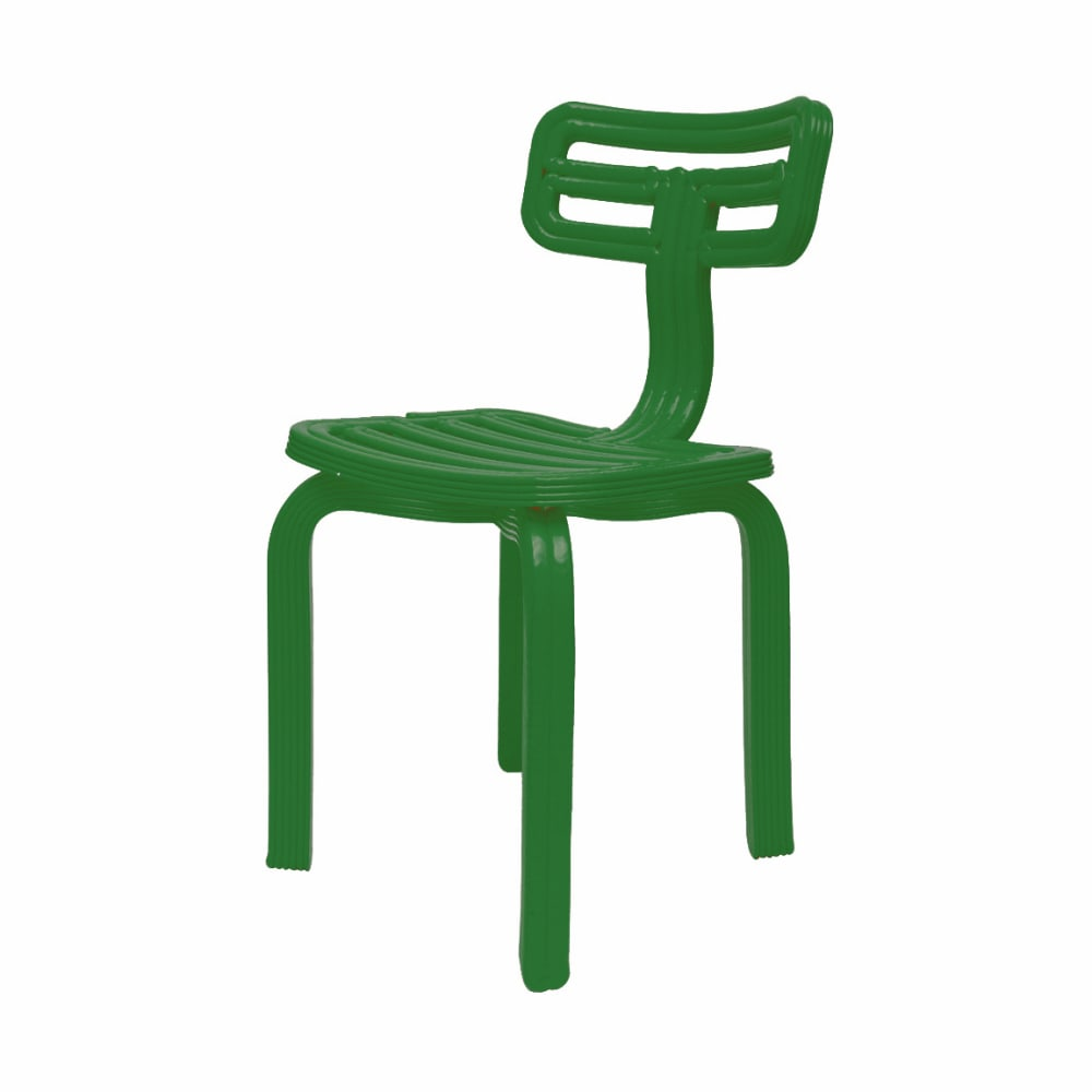 Chubby Chair, Green