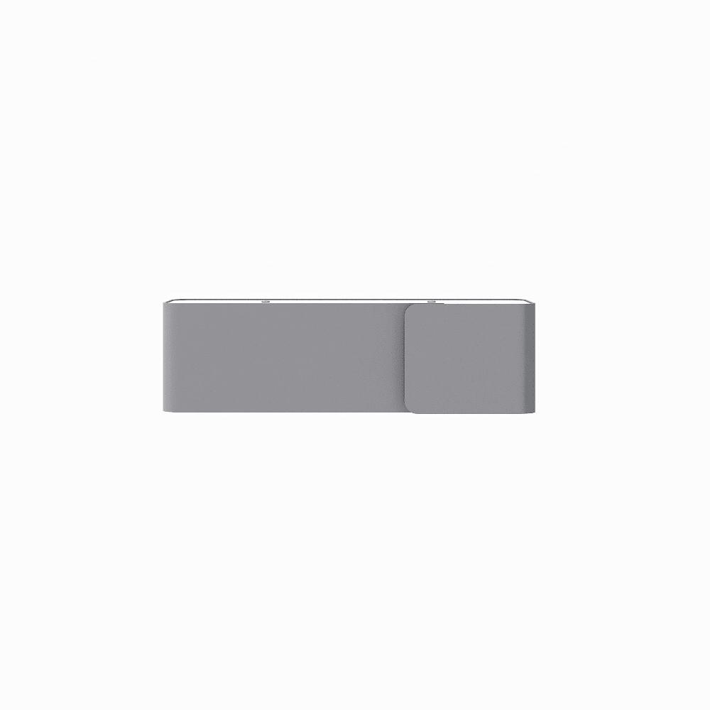 Clips 30 grey