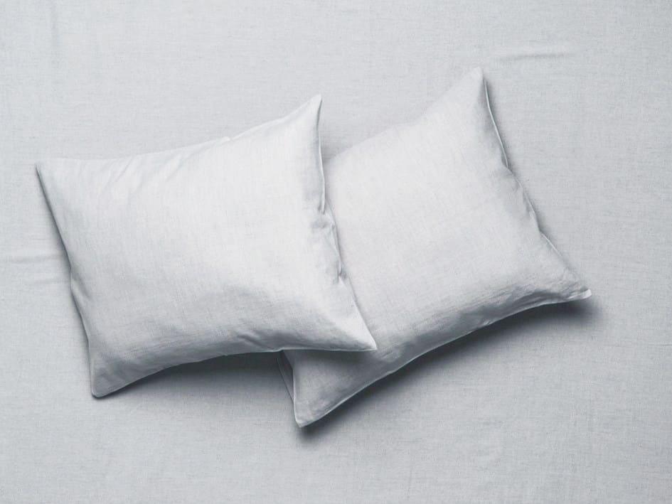 linen pillowcases dove grey