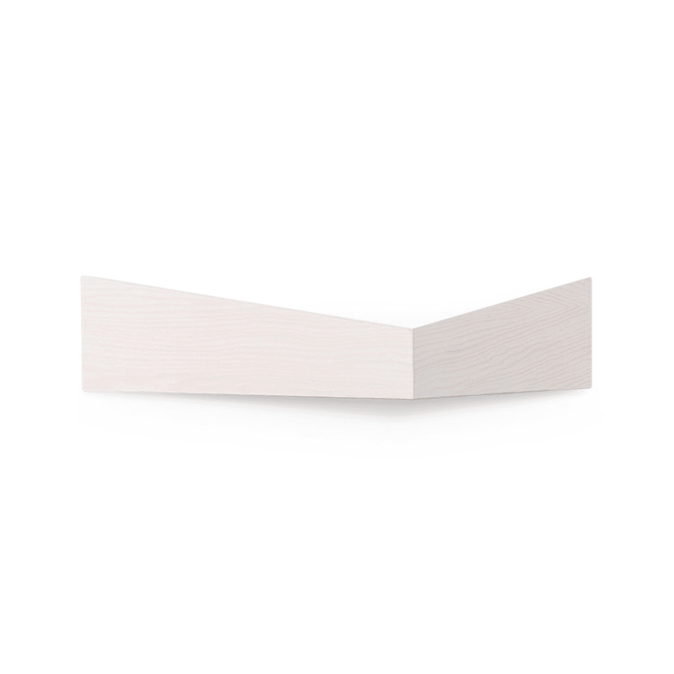 Medium White Pelican Shelf