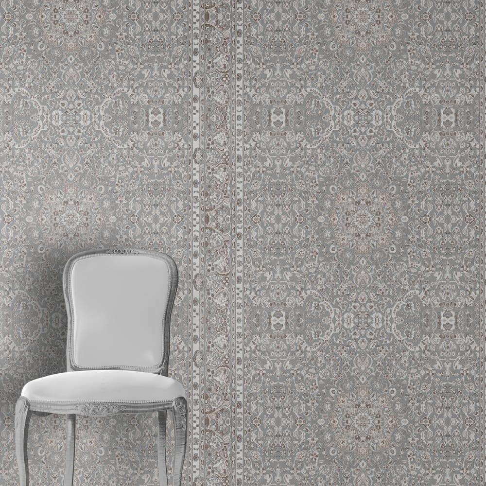 Persian Wallpaper Beige