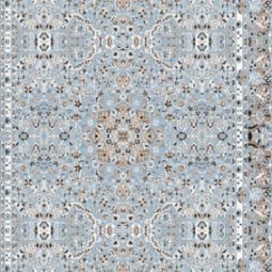 Persian Wallpaper - Blue