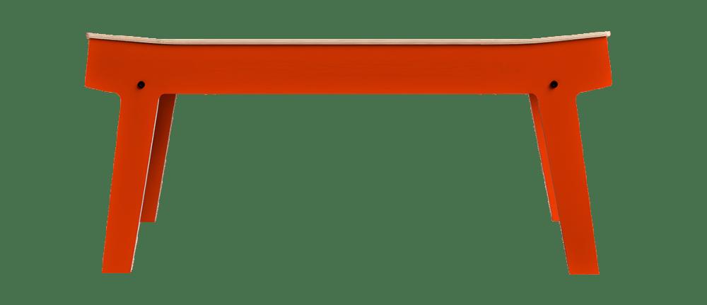 rform Pi Bench - Cherry Red