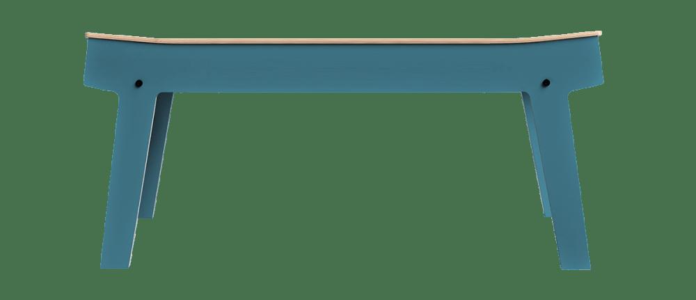 rform Pi Bench - Palm Leaf Green