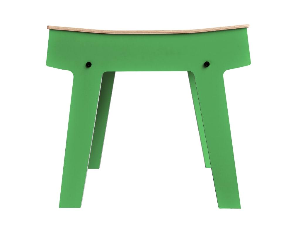 Pi Stool - Palm Leaf Green