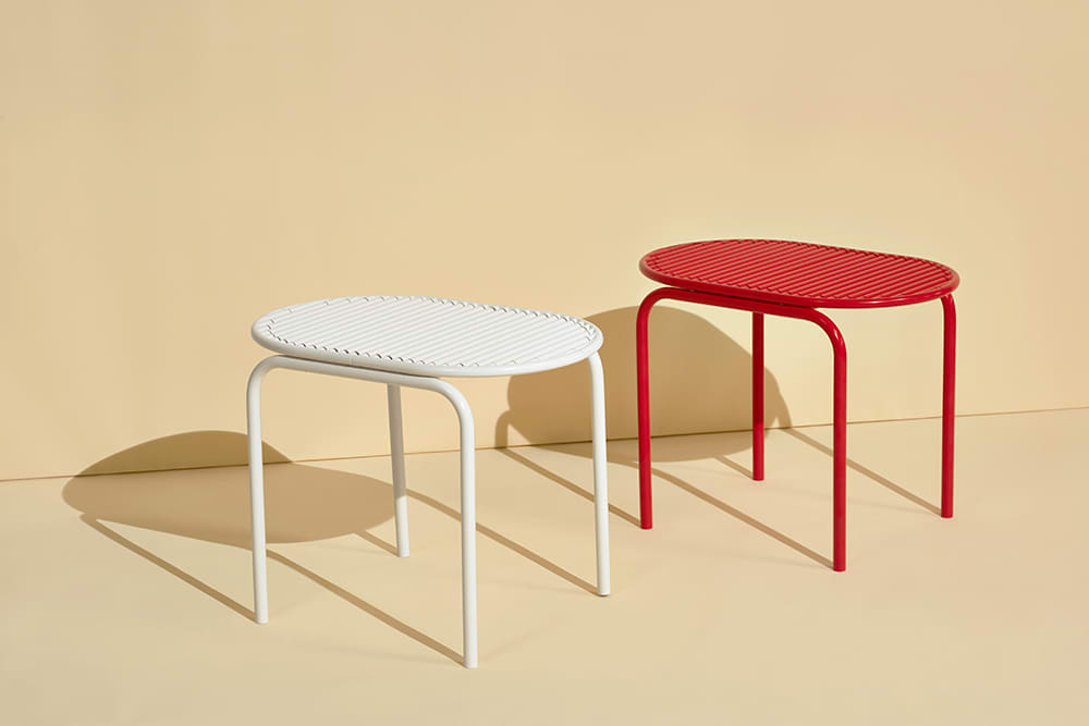 Roll Collection Stools