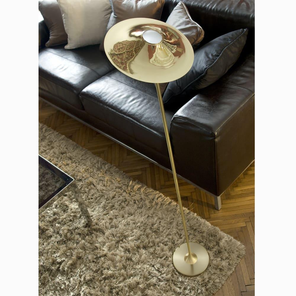 Floor Skew with disc