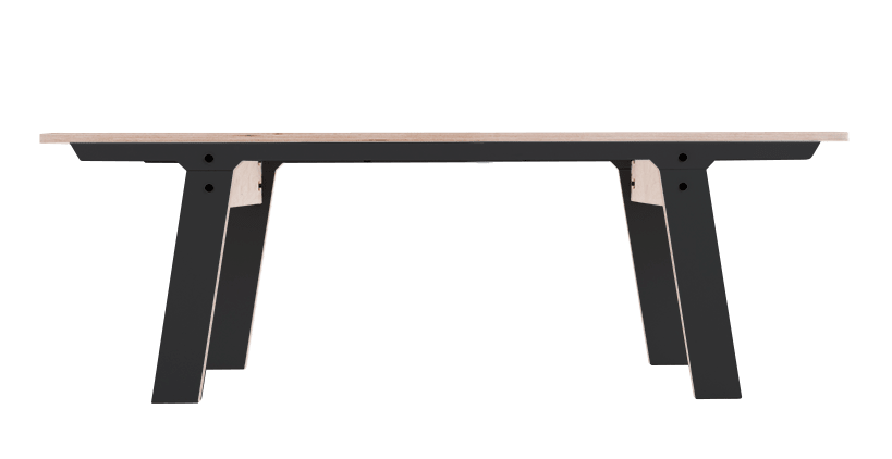 rform Slim Bench 01 Small - Inky Black