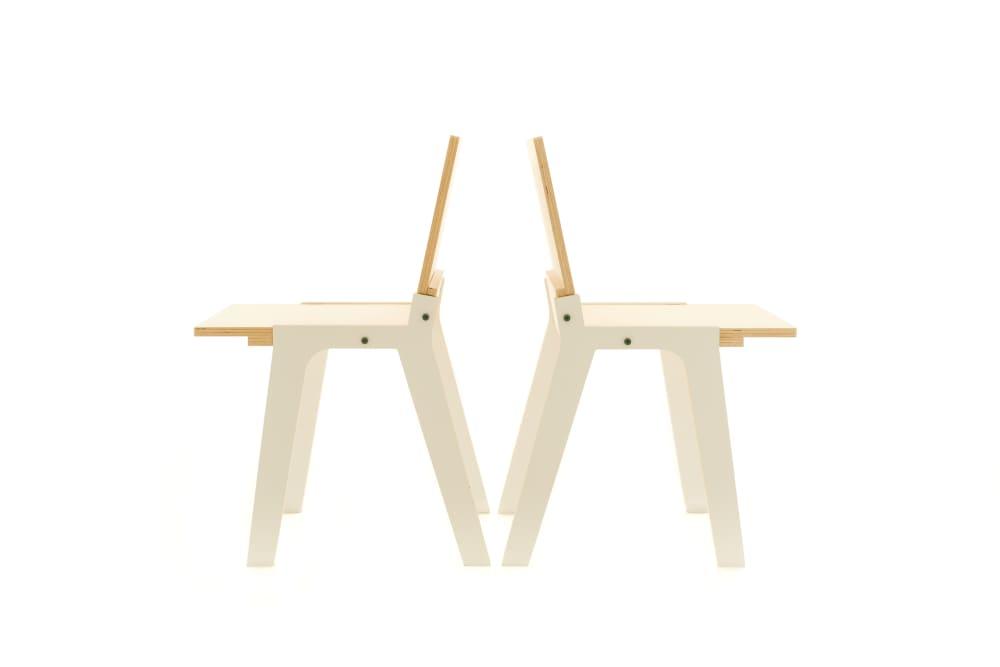 rform Switch Chair - Snow White