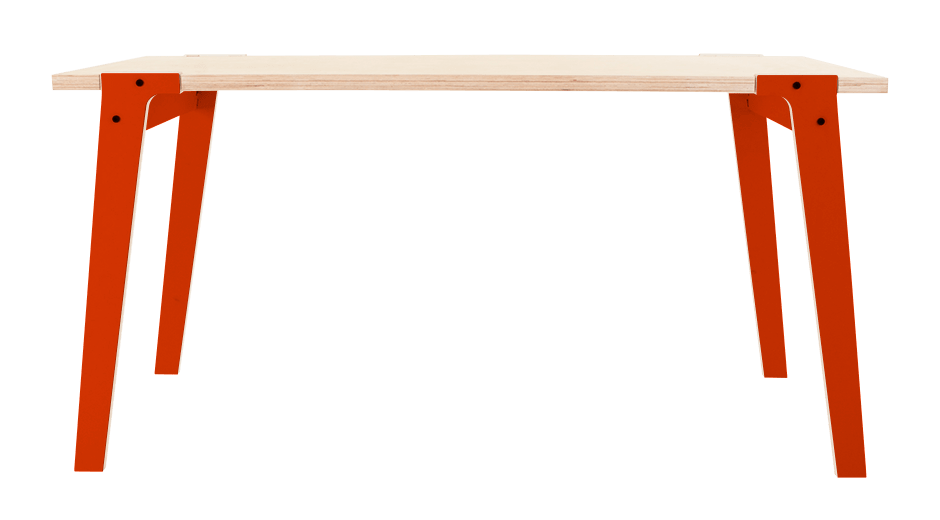 Switch Table Mid - Foxy Orange