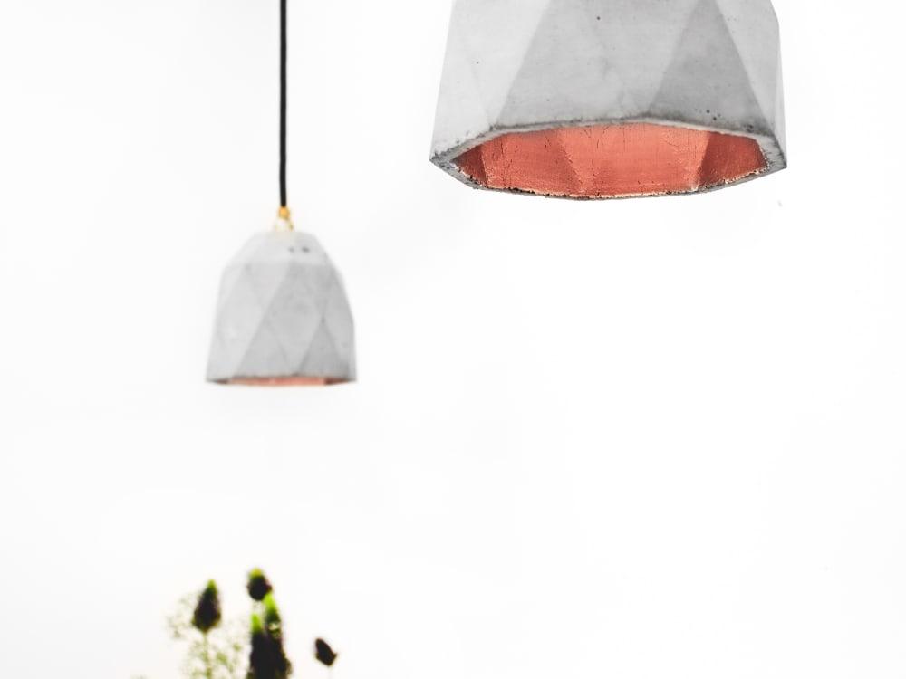 GANTlights [T1] with copper plating