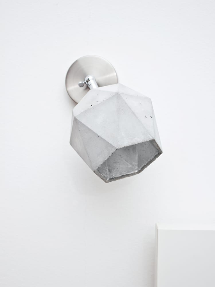 GANTlights [T2]spot with silver plating