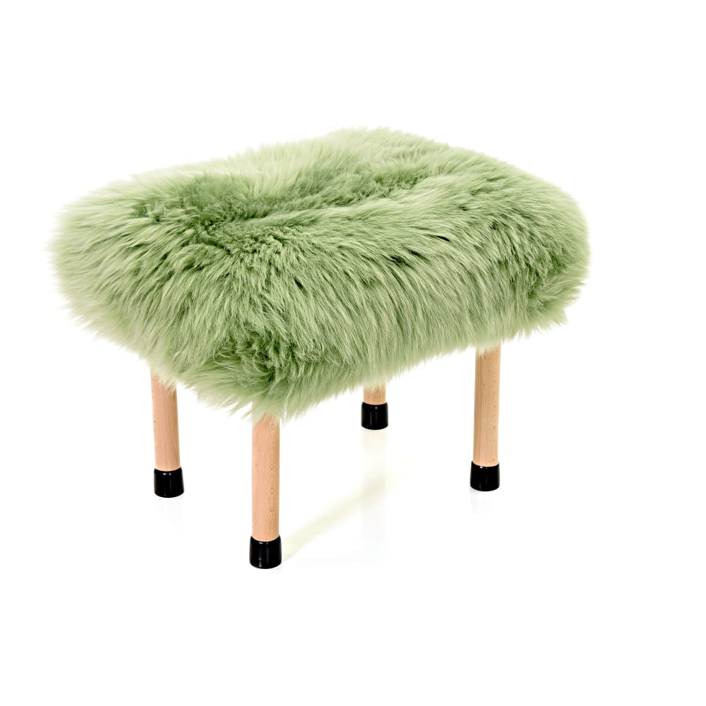 Nerys Baa Stool in Sage