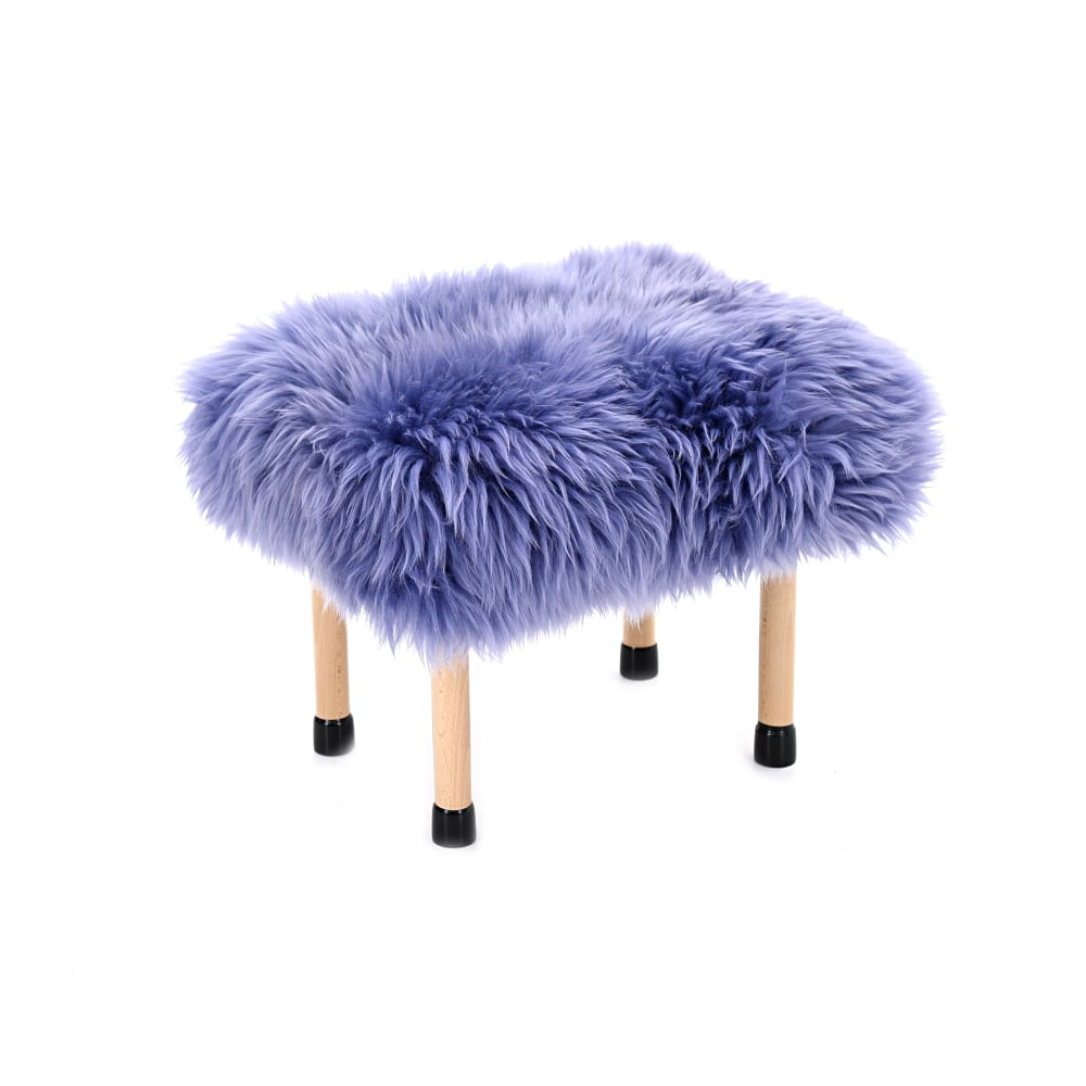 Nerys Baa Stool in Lilac