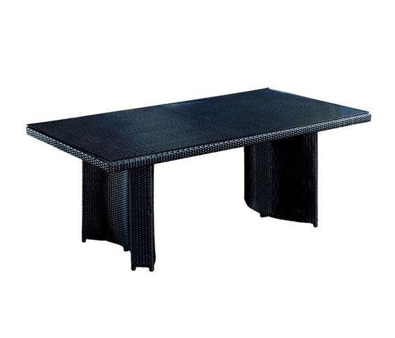 Aegean 100cm x 200cm Table by Akula Living by Akula Living