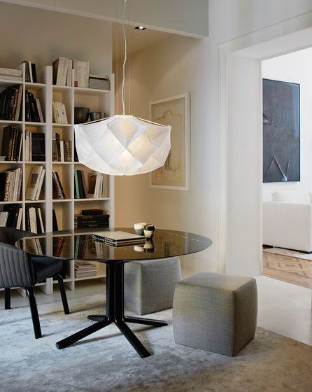 Albedo Suspension lamp by FontanaArte by FontanaArte