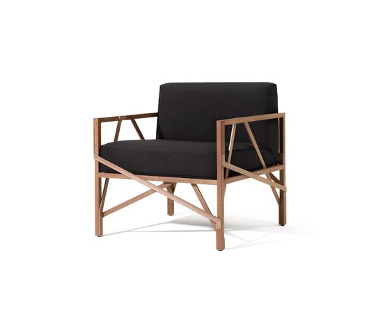 Allumette Armchair by Röthlisberger Kollektion by Röthlisberger Kollektion