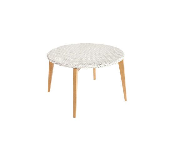 Arc Corner table by Point by Point