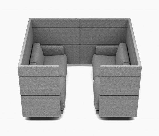 Arnhem Sofa Goes Room by De Vorm by De Vorm